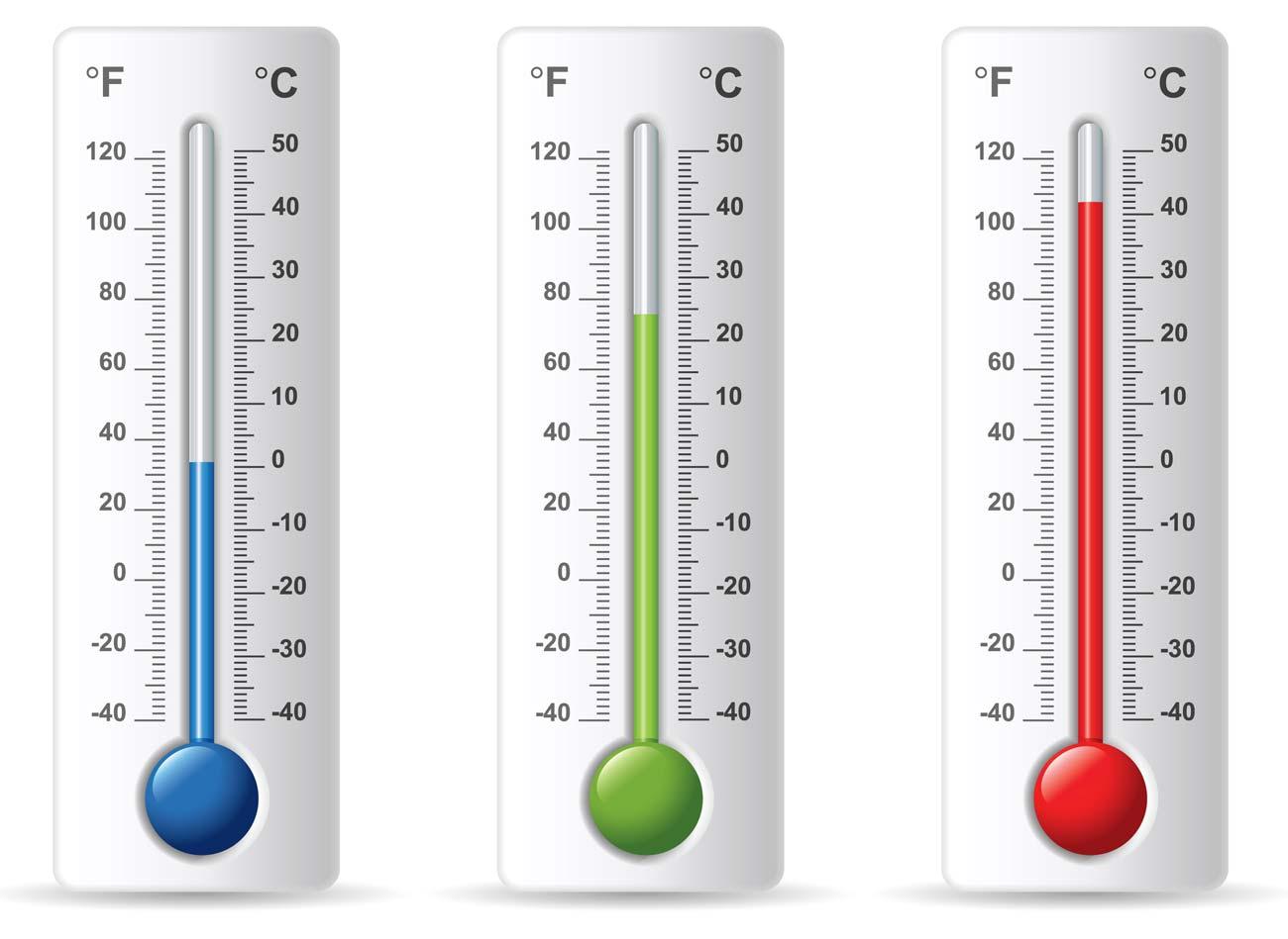 70 degrés fahrenheit