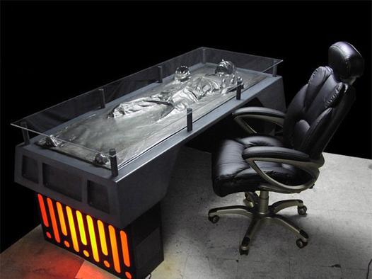 accessoire bureau geek