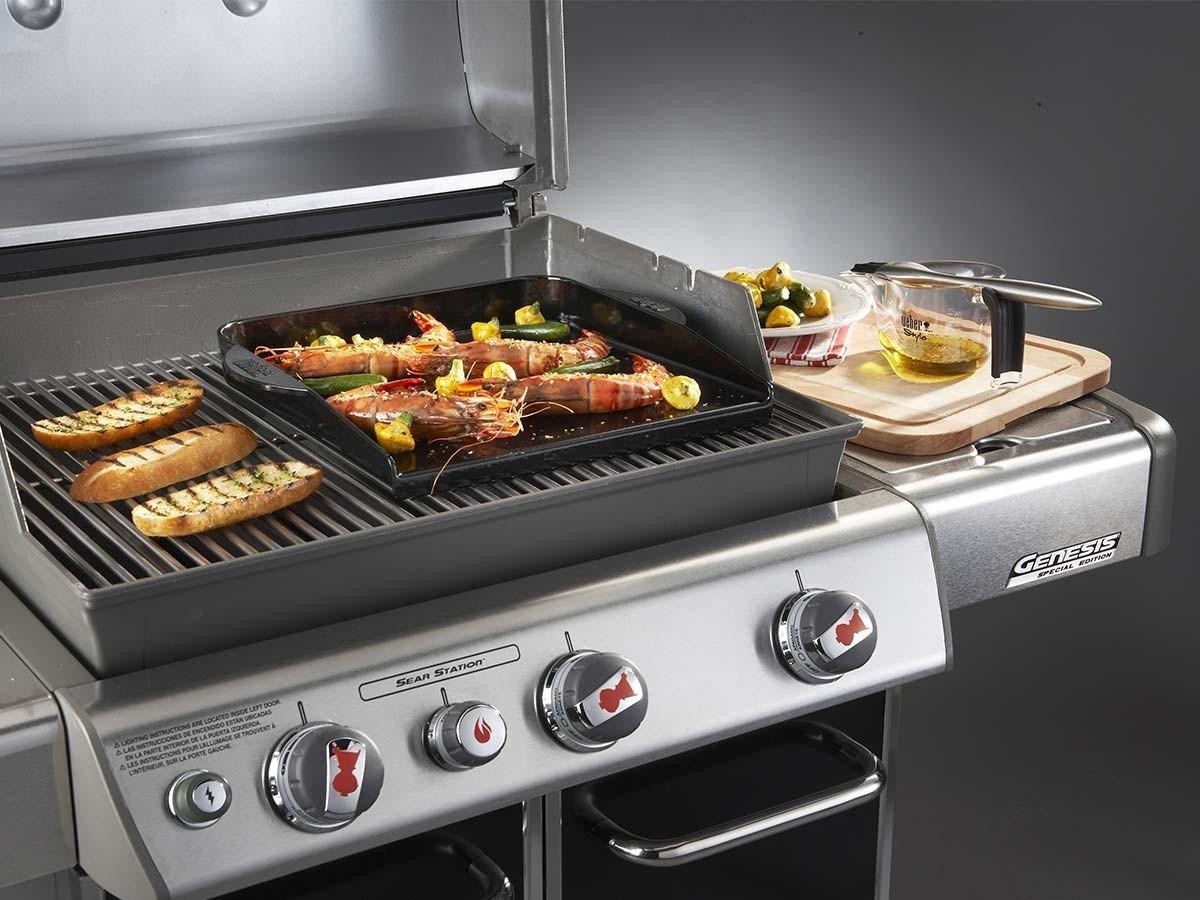 accessoires barbecue weber gaz