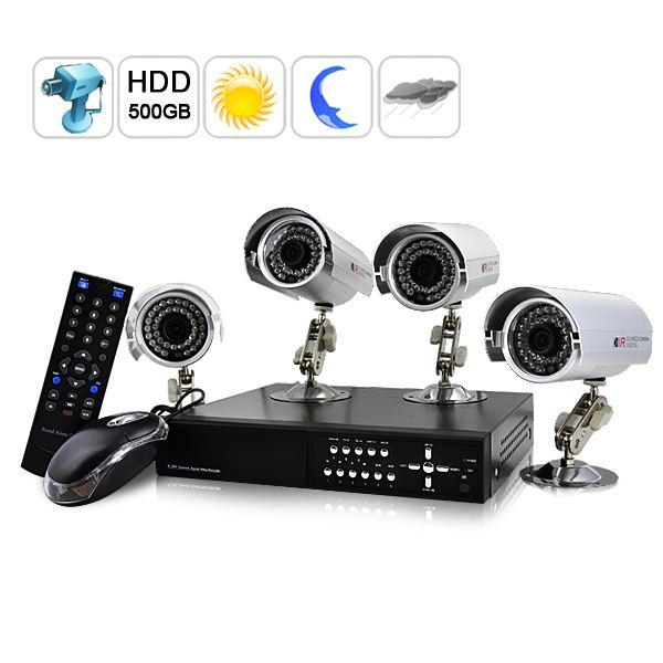 achat camera surveillance