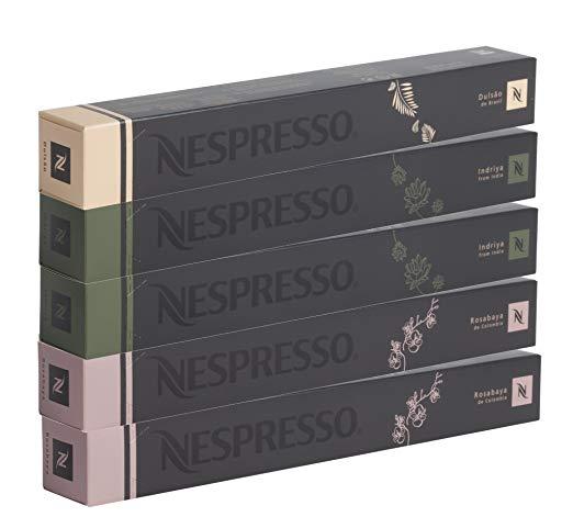 achat capsules nespresso