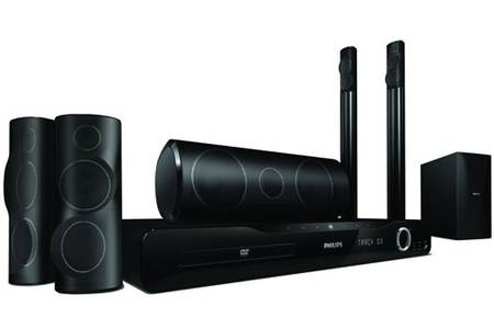 achat home cinema philips