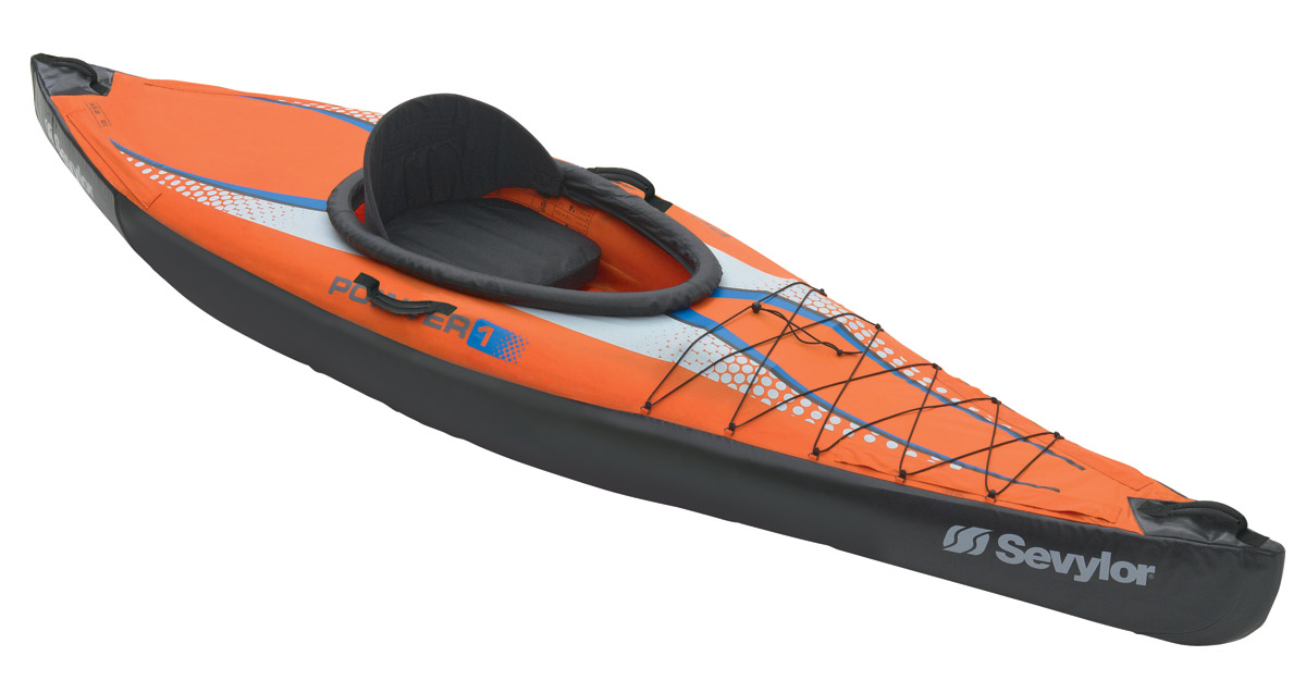 achat kayak gonflable