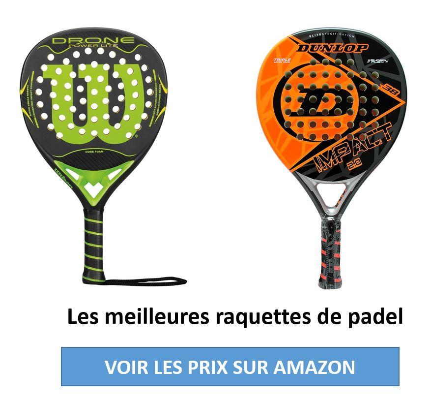achat raquette padel