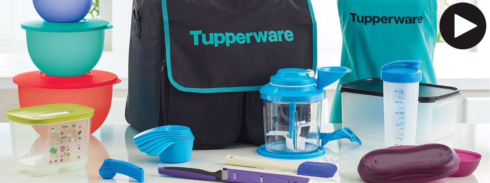 achat tupperware