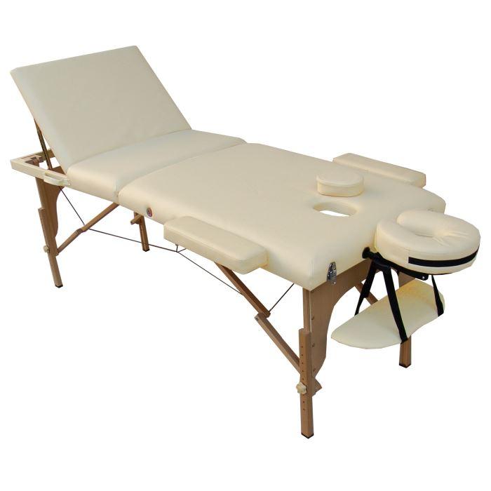 acheter table de massage