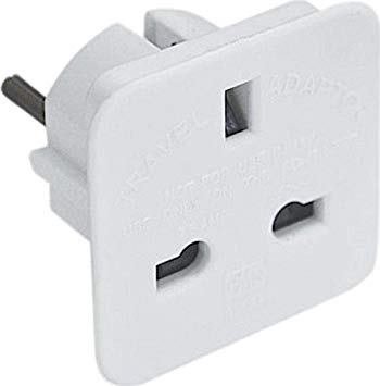 adaptateur prise anglaise francaise