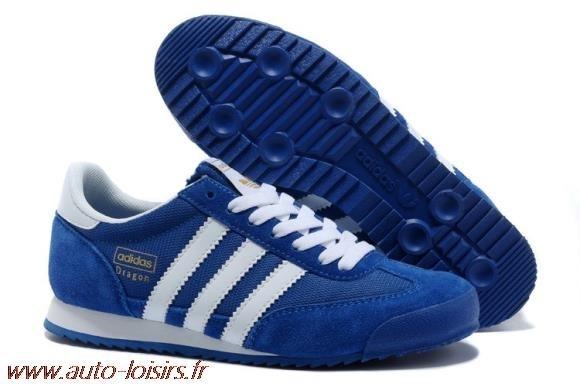 adidas homme bleu