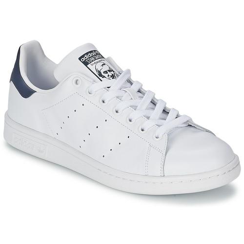 adidas stan smith bleu