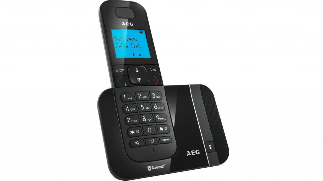aeg telephone