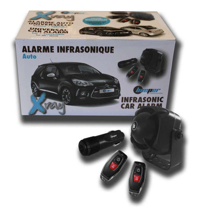 alarme beeper xr5