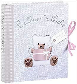 album bébé larousse