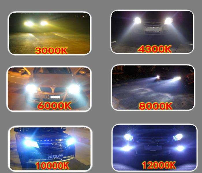 ampoule 8000k