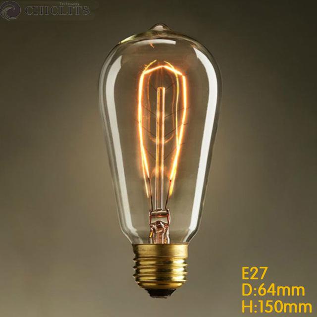 ampoule edison e27