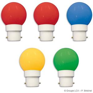 ampoule pour guirlande extérieure