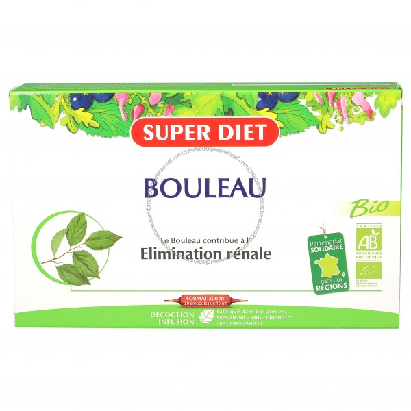 ampoules super diet