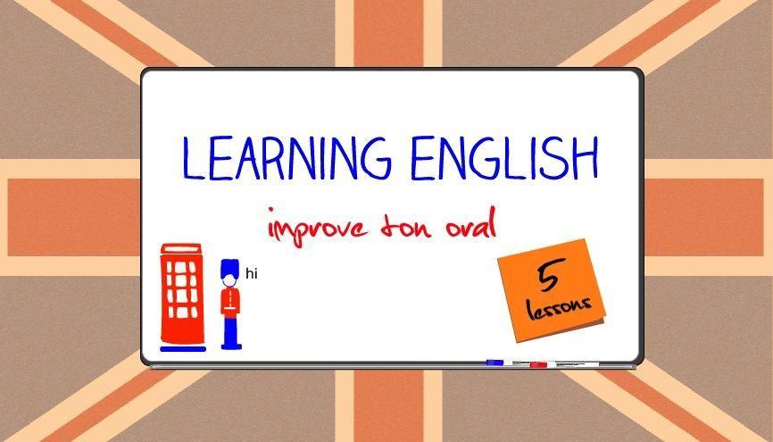 anglais facile oral