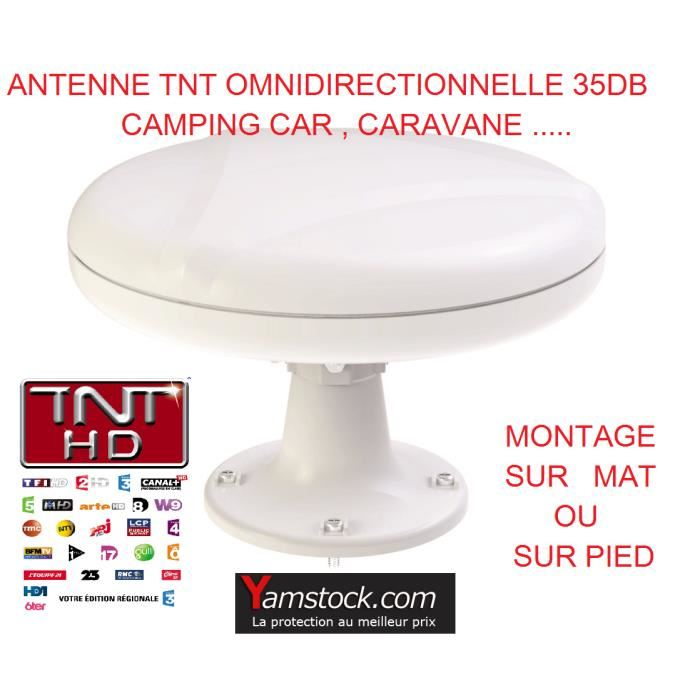 antenne camping car