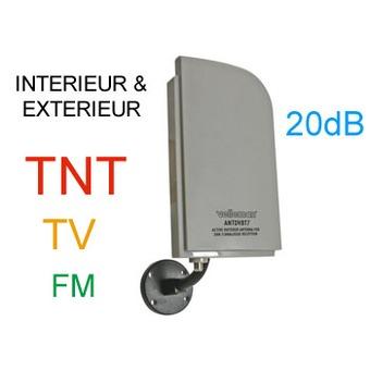 antenne tv tnt hd