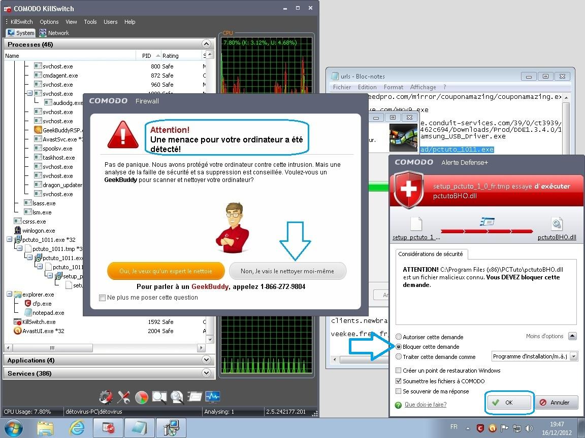 antivirus avec pare feu gratuit