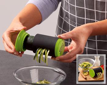 appareil a tagliatelle de legumes
