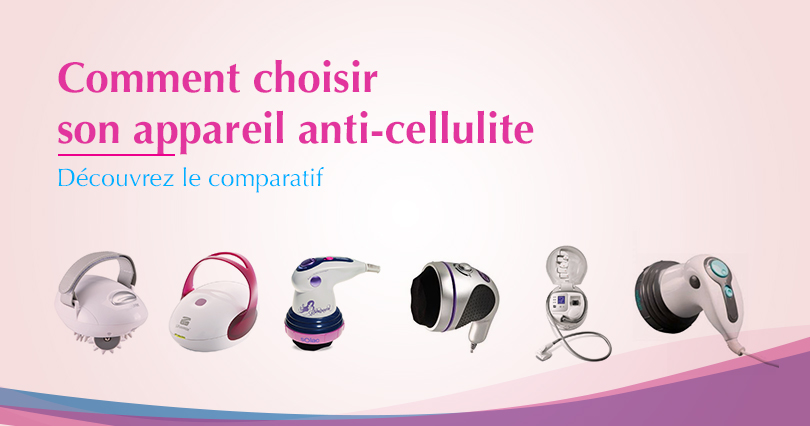 appareil de massage contre la cellulite