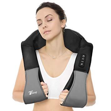 appareil de massage dos nuque