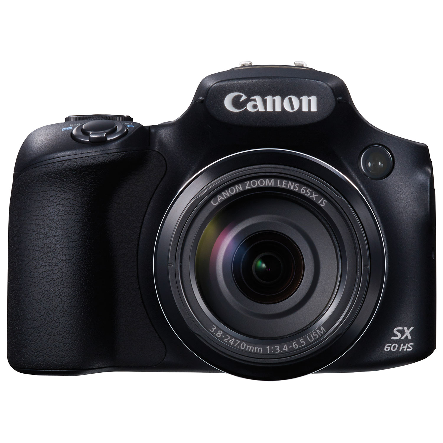 appareil photo bridge canon sx60hs noir