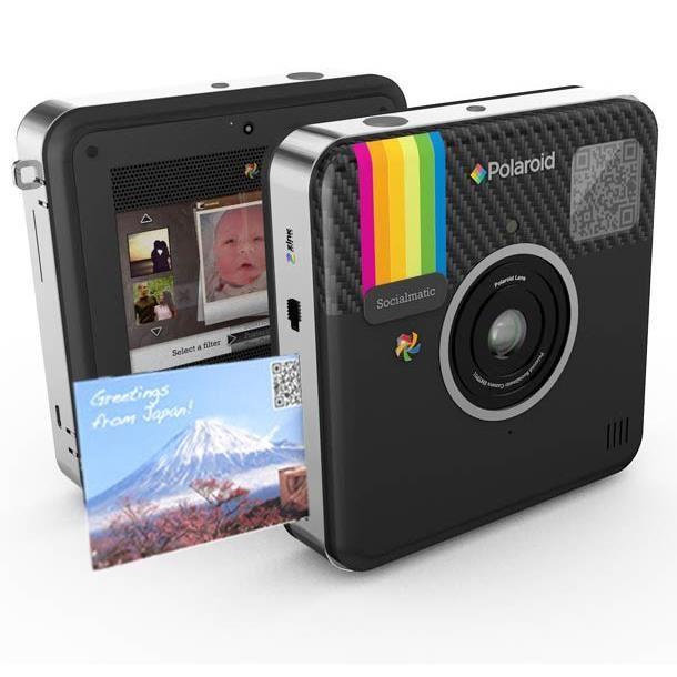 appareil photo numérique instantané socialmatic