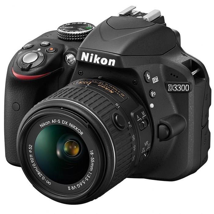 appareil photo reflex nikon pas cher