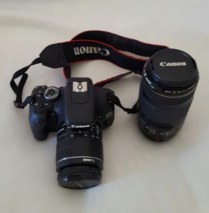 appareil photo reflex occasion