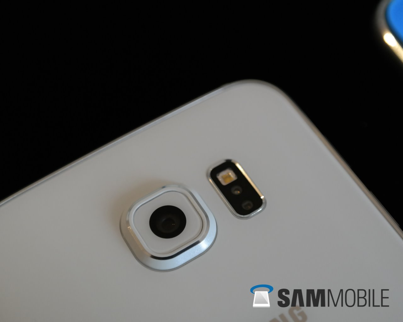 appareil photo samsung s6