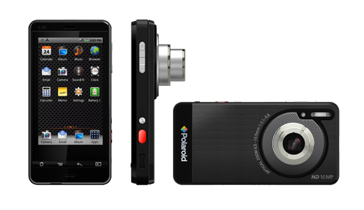 appareil photo sur telephone portable