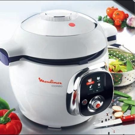 appareil qui cuisine tout seul