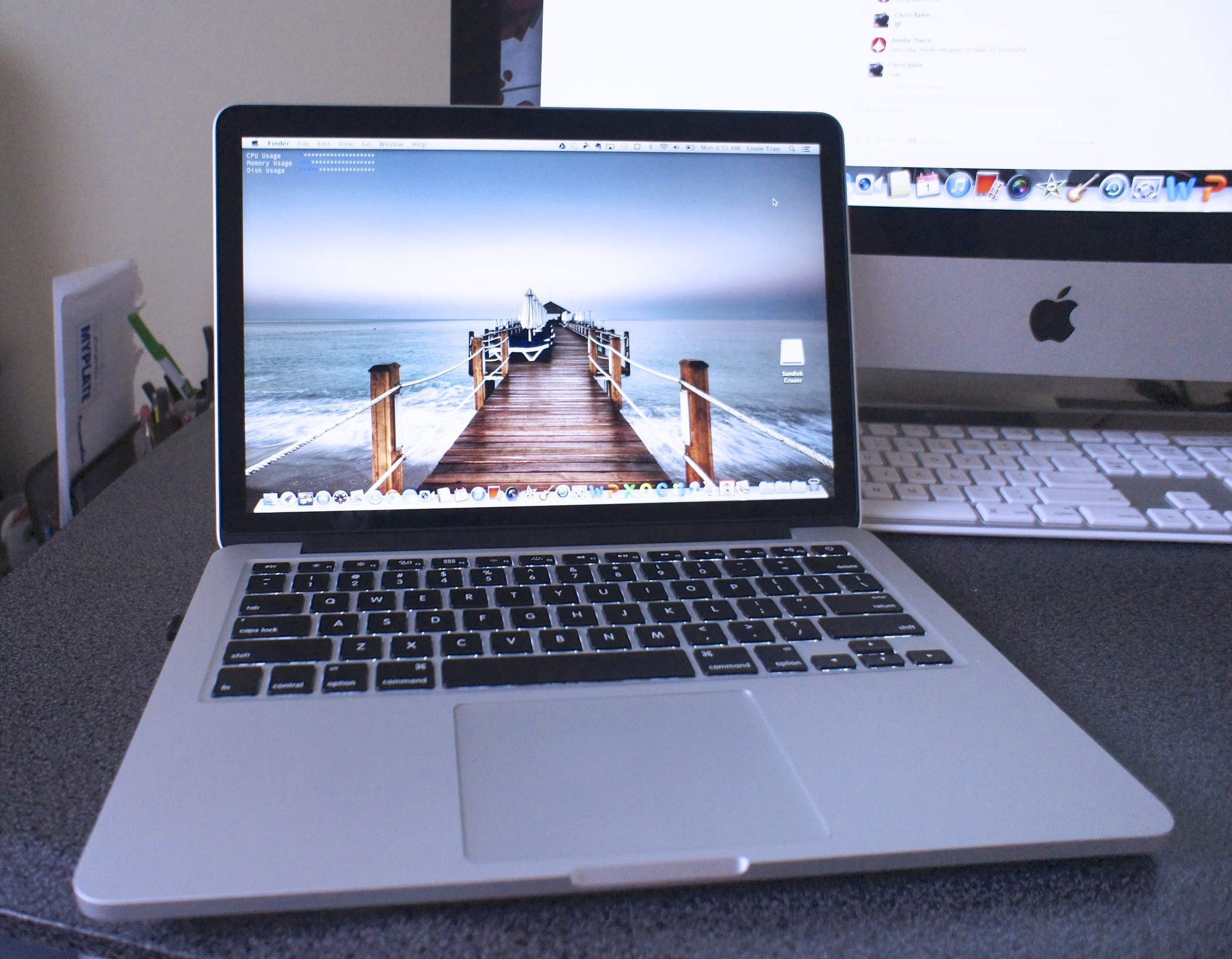 apple macbook pro 13 retina test