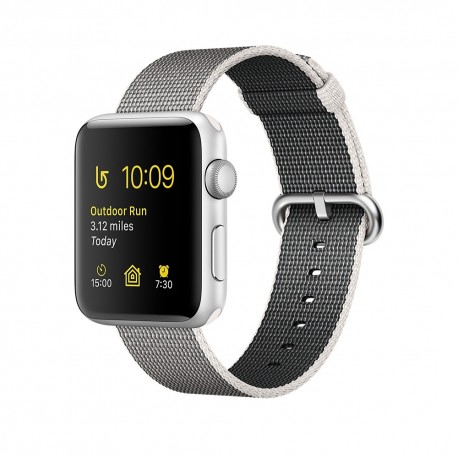 apple watch argent