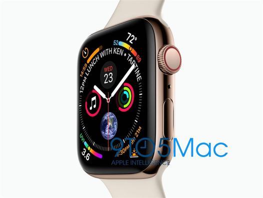 apple watch ronde