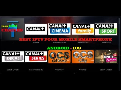 application canal plus android gratuit