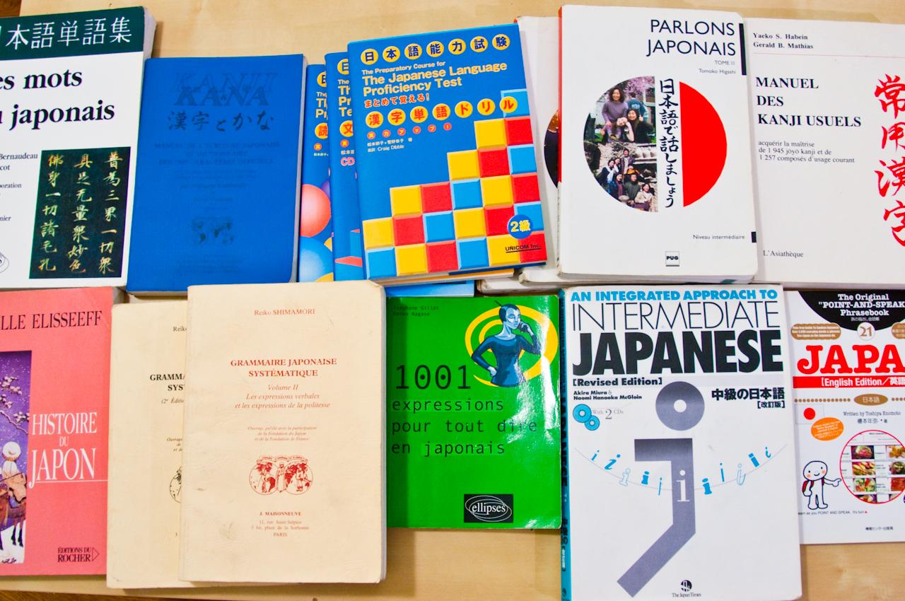 apprendre le japonais seul