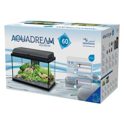 aquarium aquatlantis 60 litres