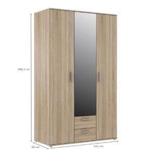armoire chambre pas cher