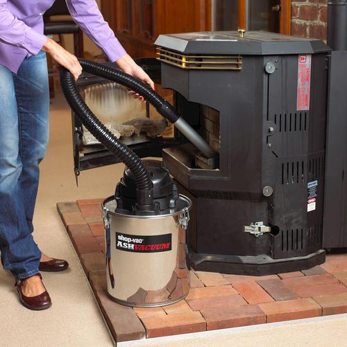 aspirateur a cendres pour poele a pellets
