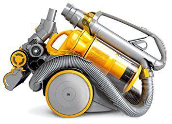 aspirateur dyson jaune