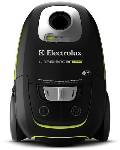 aspirateur electrolux ultra silencer green