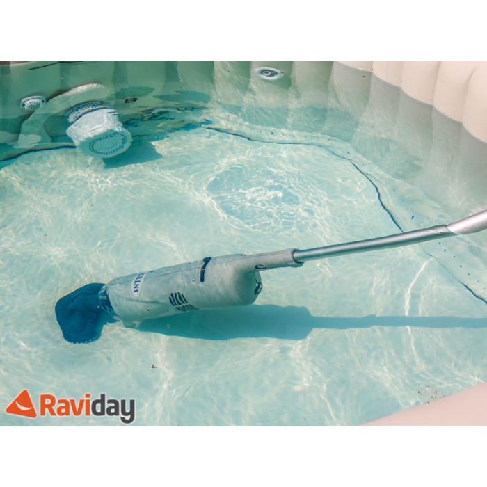 aspirateur manuel piscine intex