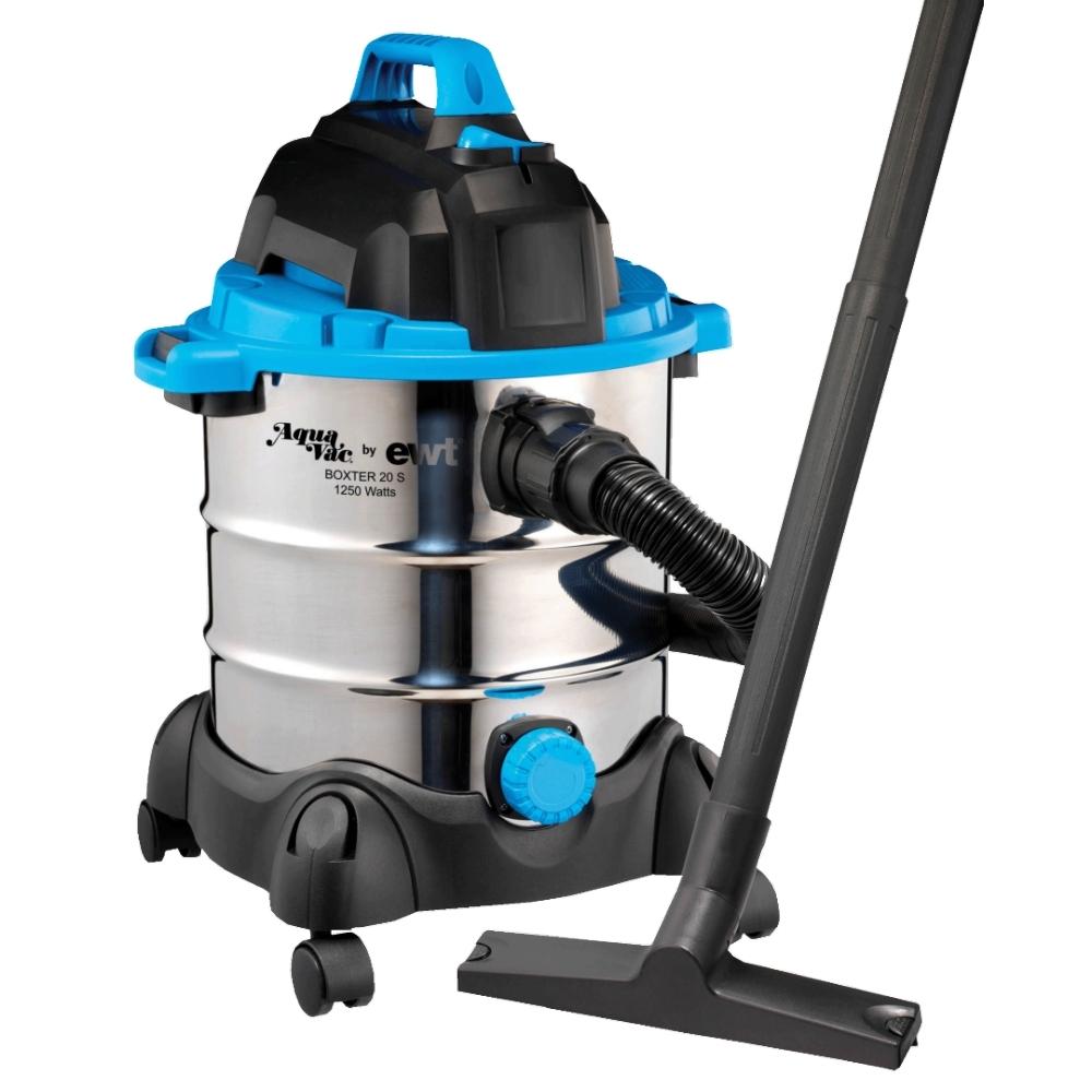 aspirateur poussiere eau