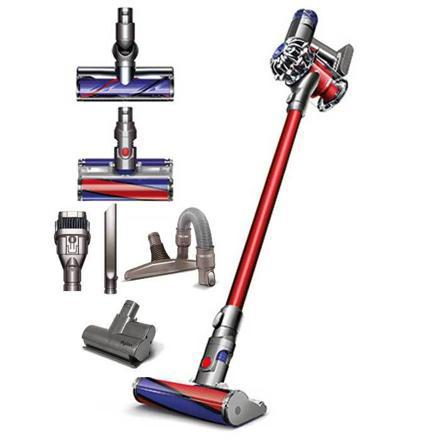 aspirateur sans fil dyson v6 total clean