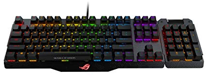 asus rog claymore clavier