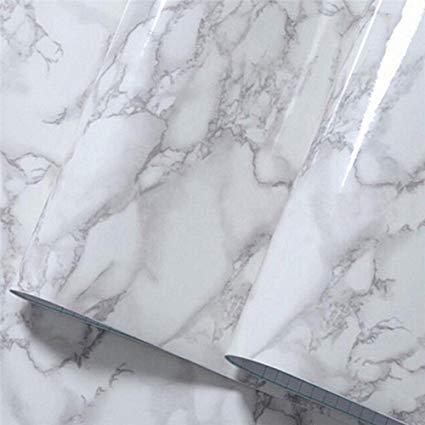 autocollant marbre