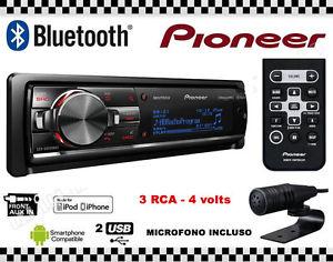 autoradio bluetooth pioneer
